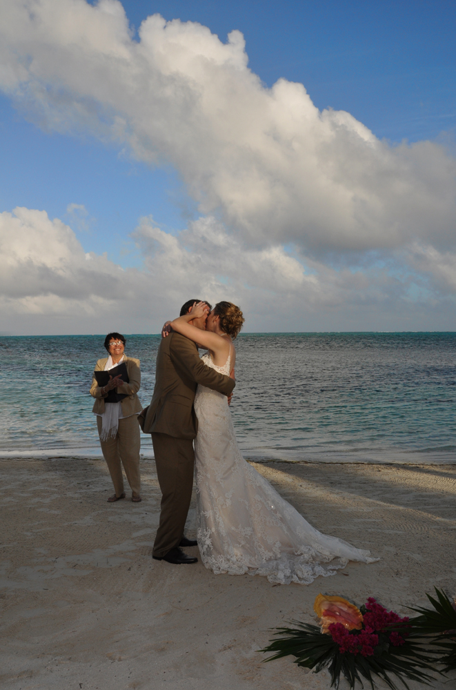 Beach Wedding Belize - Victoria House