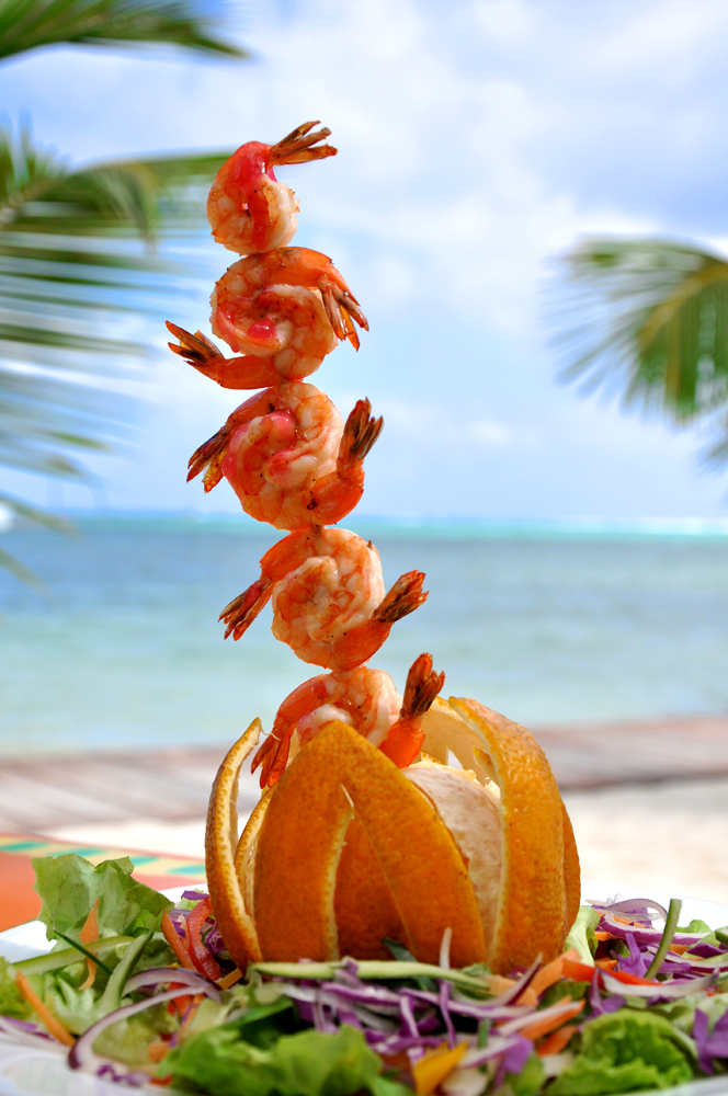 Belize Photographer - Belizean Food