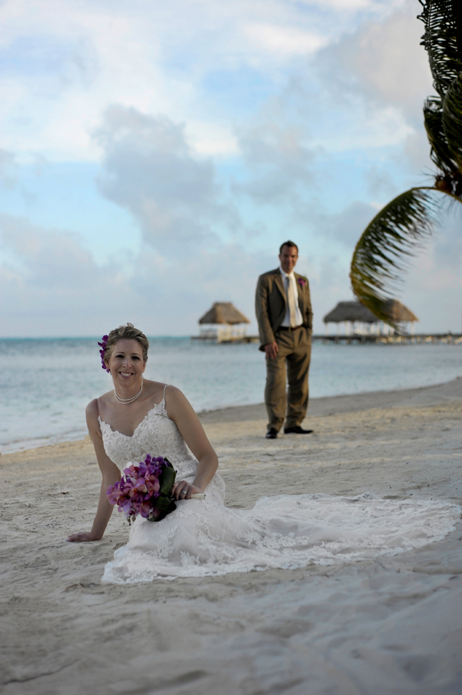 Victoria House Wedding Photographer Belize