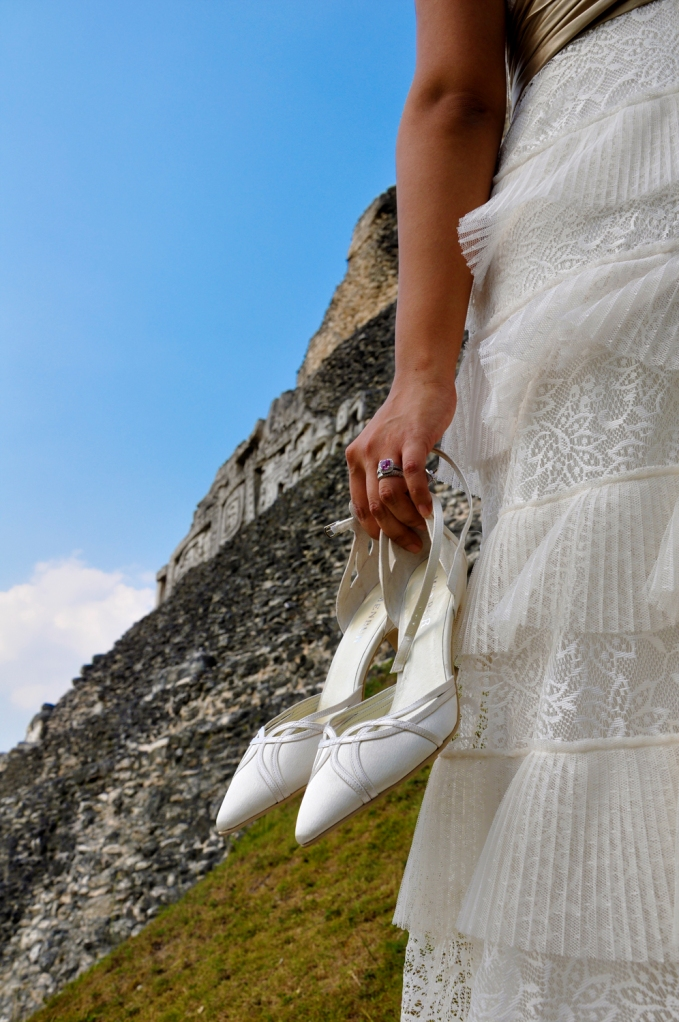 Wedding photography Belize, Maya Ruins Belize, Mayan Ruins Wedding