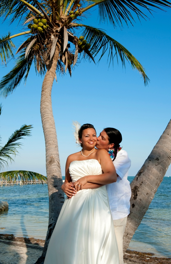 Tropical Wedding in Belize