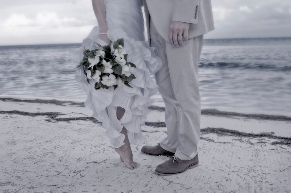 Belize Wedding, Barefoot Wedding