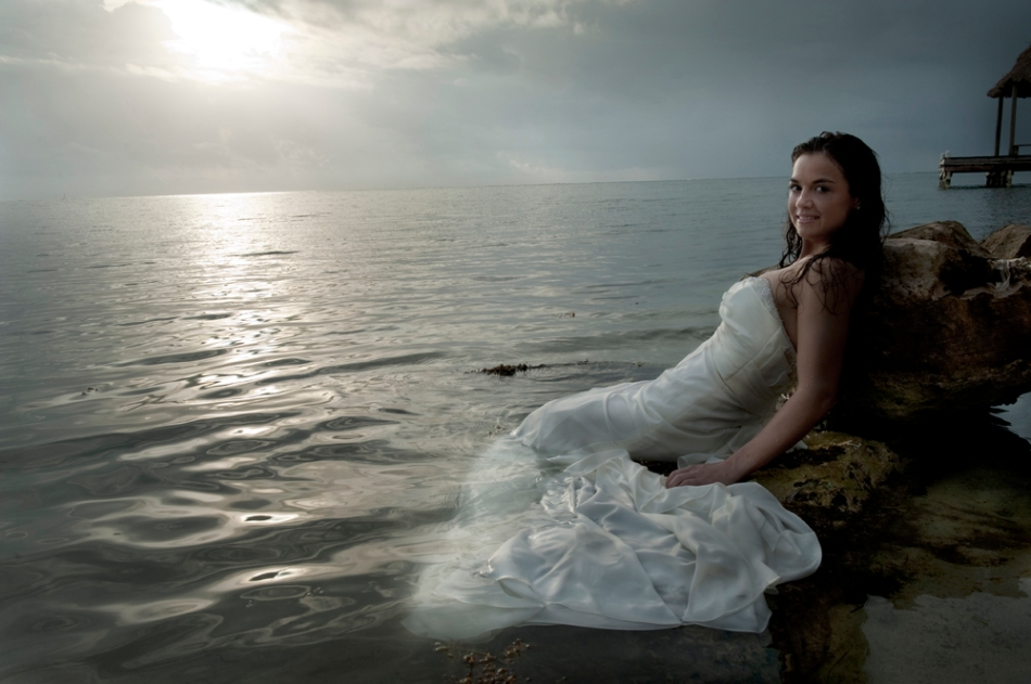 Trash the Dress Belize