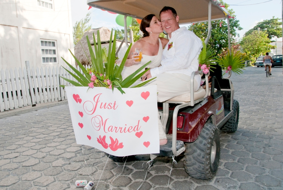Ambergris Caye Wedding
