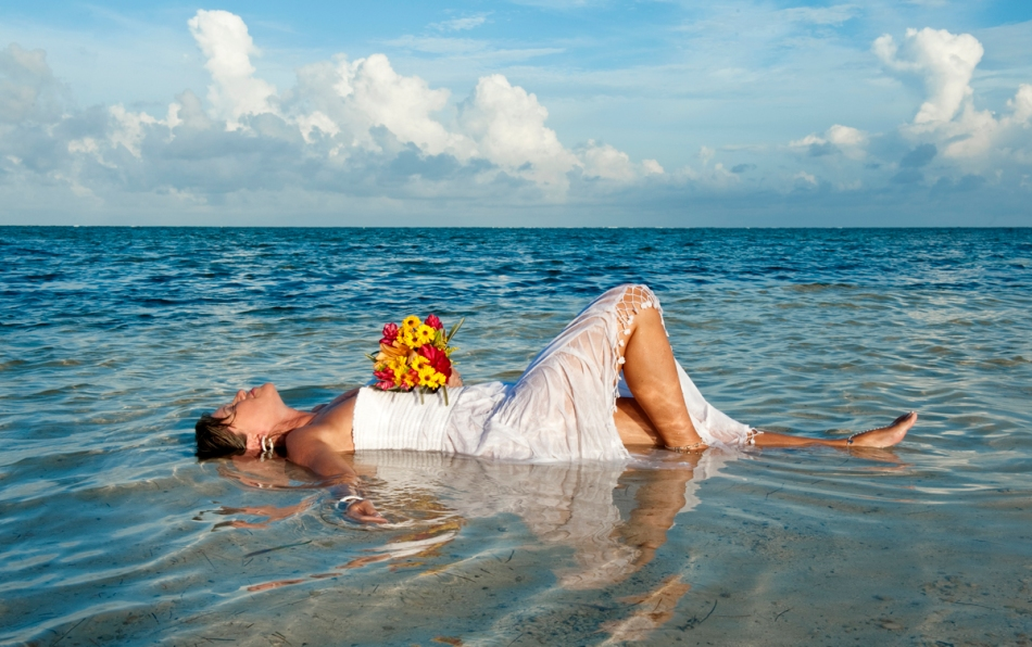 Trash the Dress Photography Belize