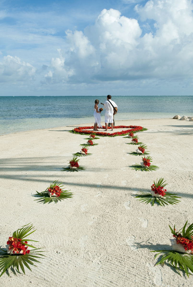 Belize San Pedro Wedding