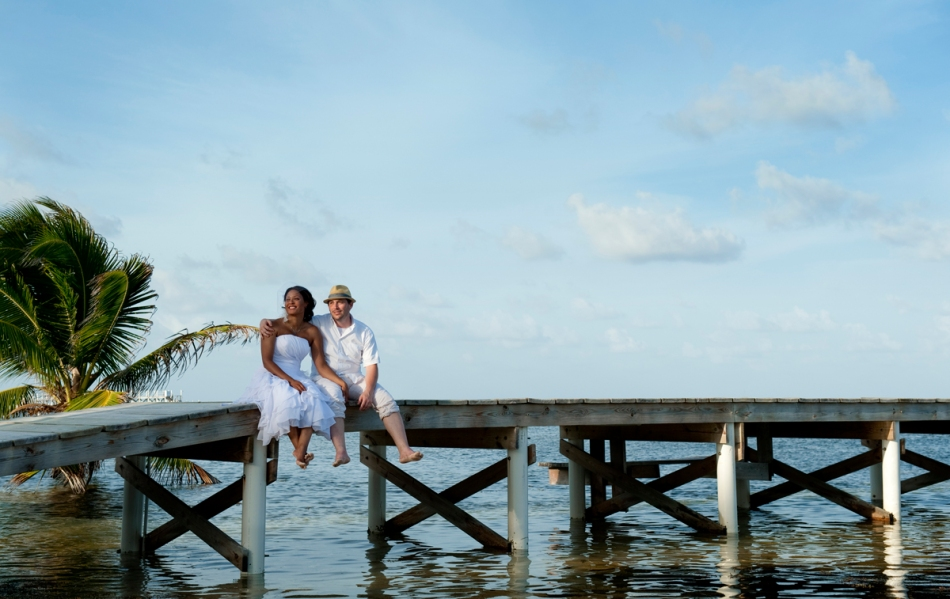 Wedding Ambergris Caye