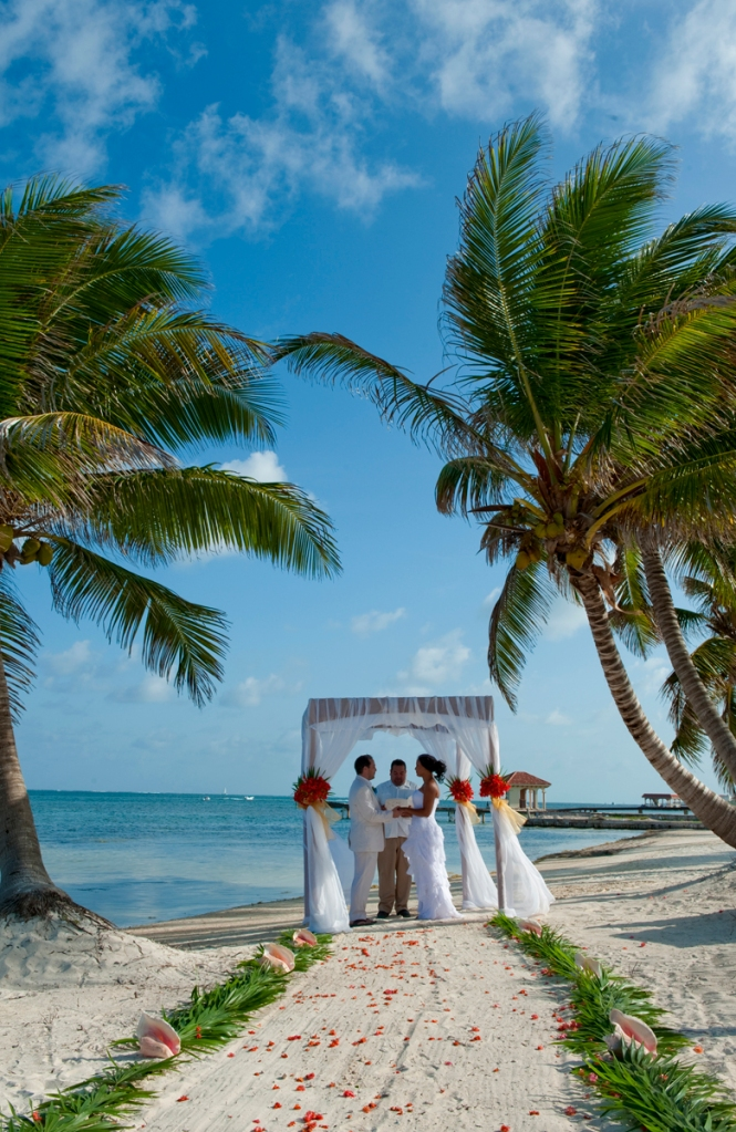 Belize Wedding