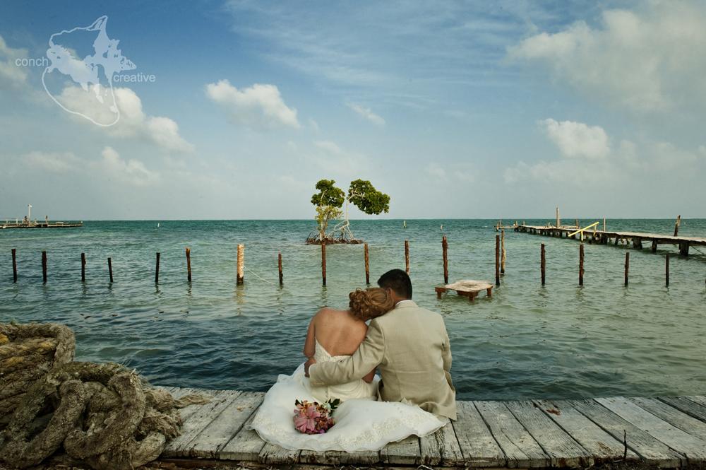 Wedding Caye Caulker