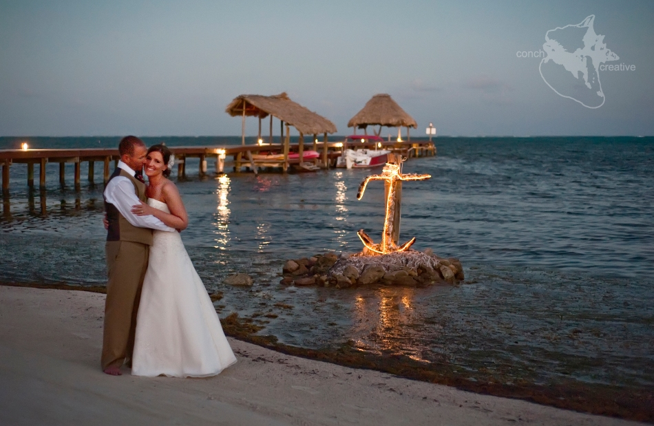 wedding belize