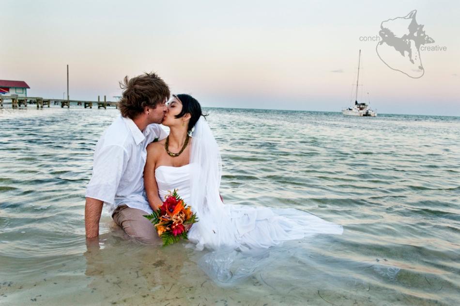 Wedding Ambergris Caye