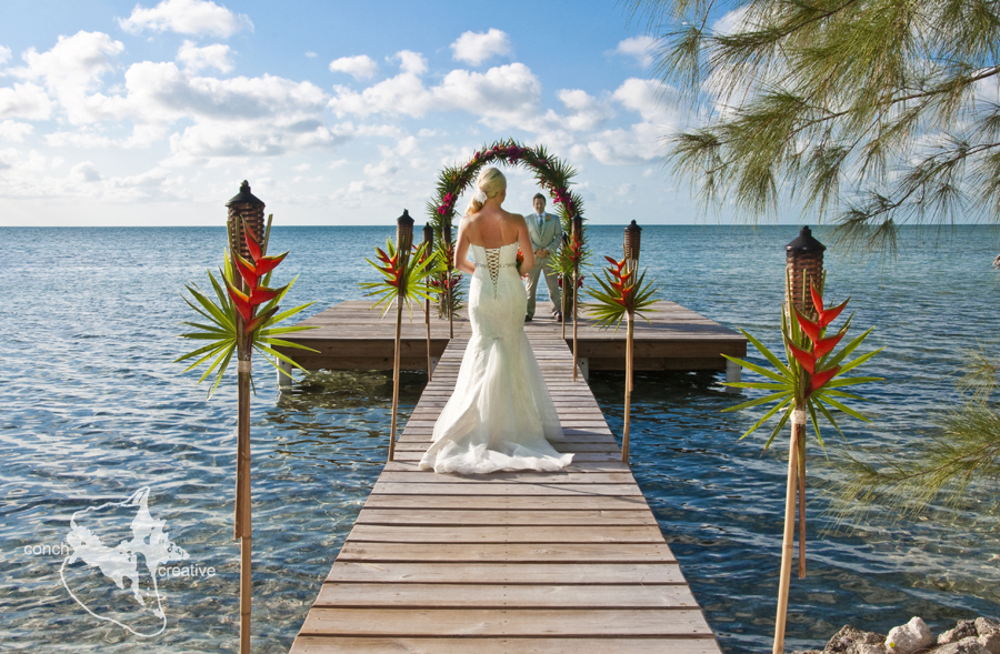 Belize Wedding Cayo Espanto