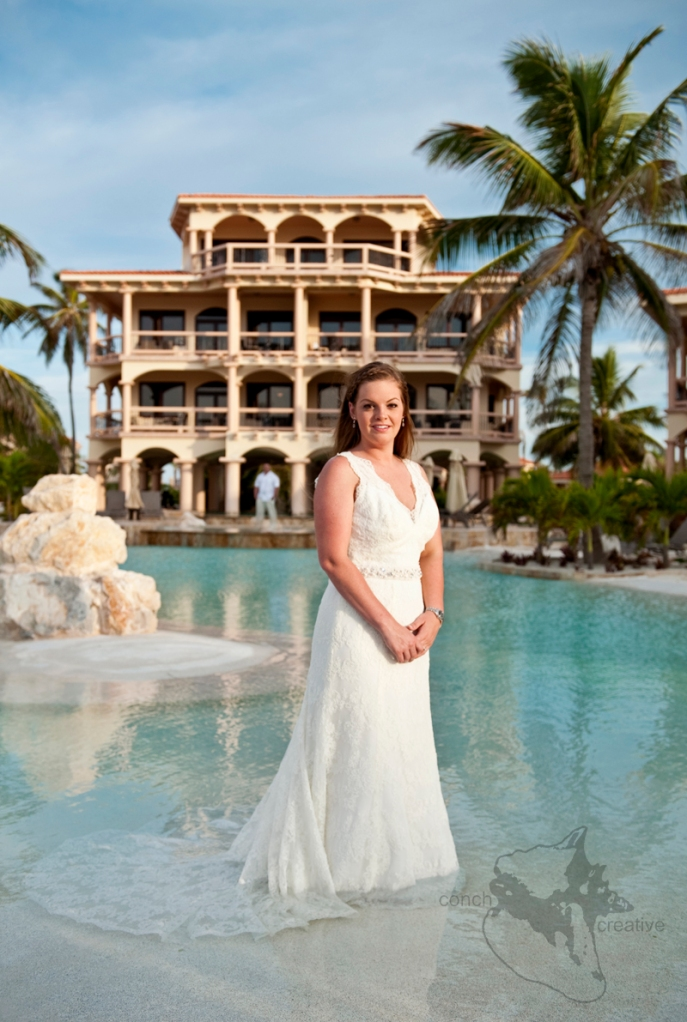 Ambergris Caye Wedding - Coco Beach Resort