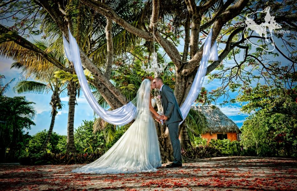 Ambergris Caye Wedding
