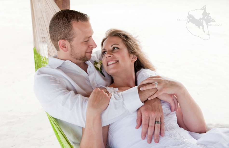 Belize Wedding Photographer - Belize Wedding - Beach Wedding San Pedro
