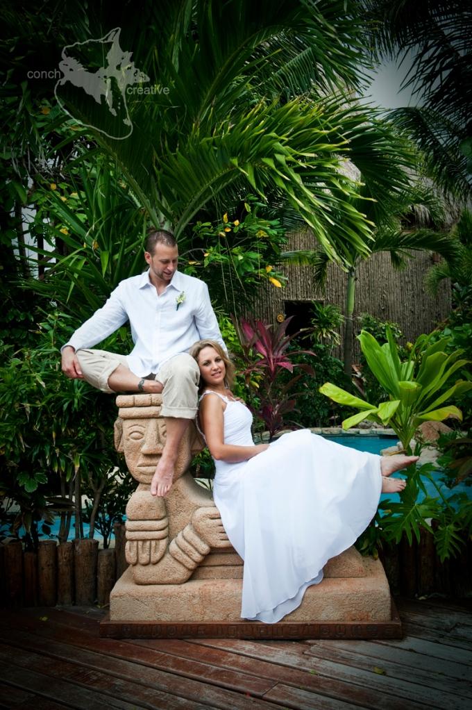 Belize Wedding - Photography