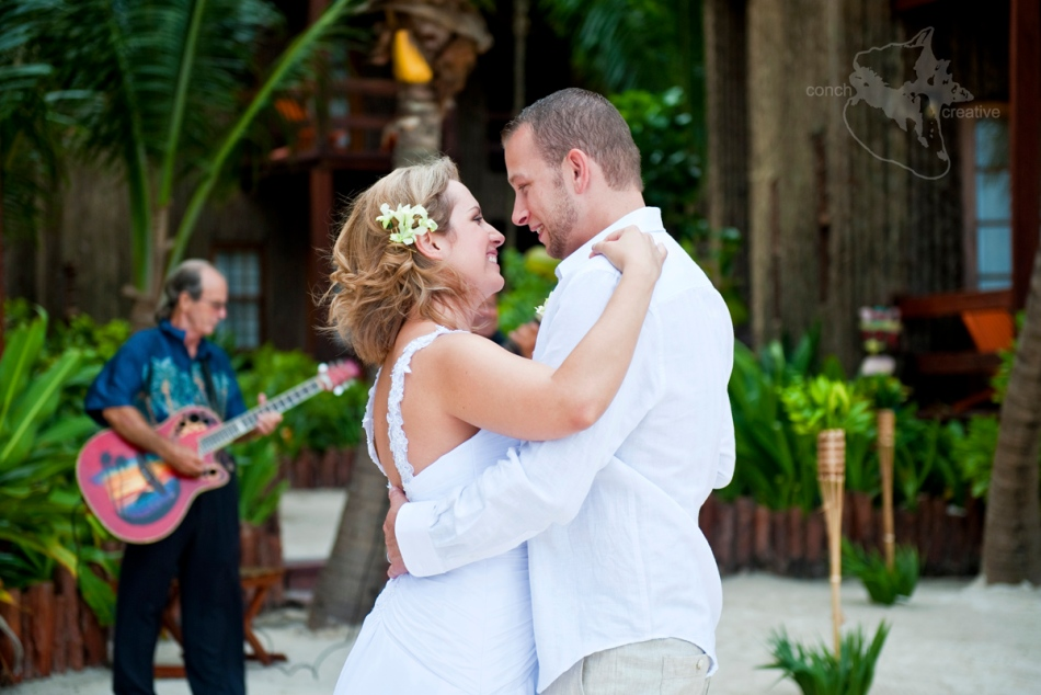 Wedding in Belize - Belize wedding Photography
