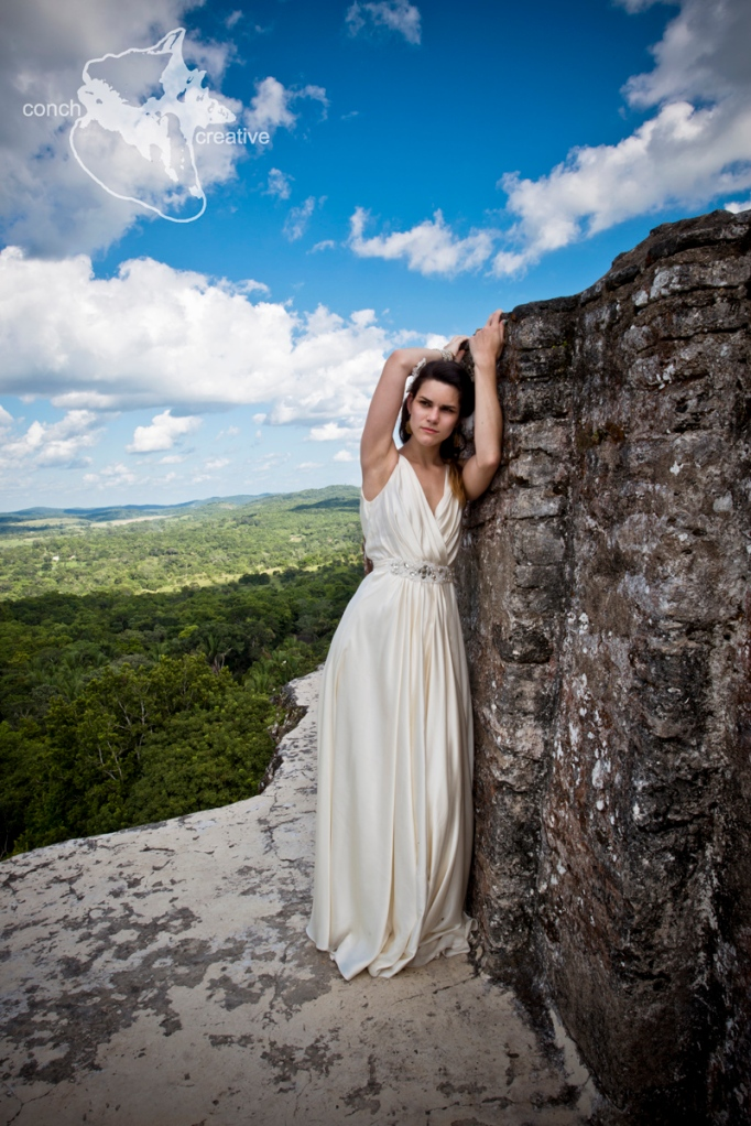 Wedding Photography in Belize - Xunantunich Wedding Belize