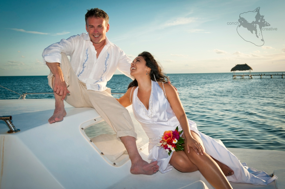 Destination Wedding Photographer in Belize
