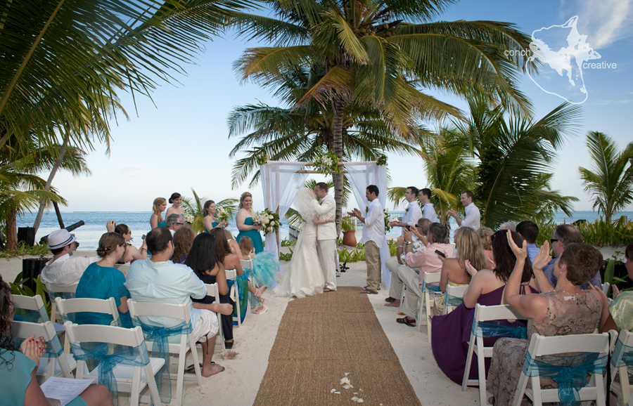 Ambergris Caye Wedding - Photographer Belize - Las Terrazas