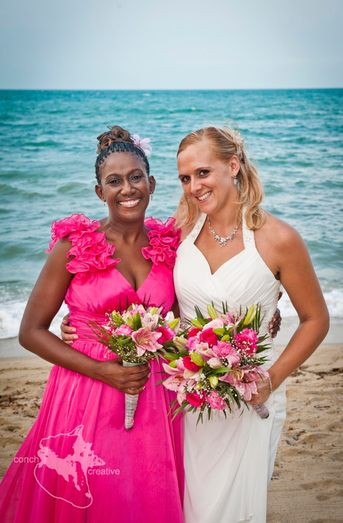 Beach Wedding Belize Photography