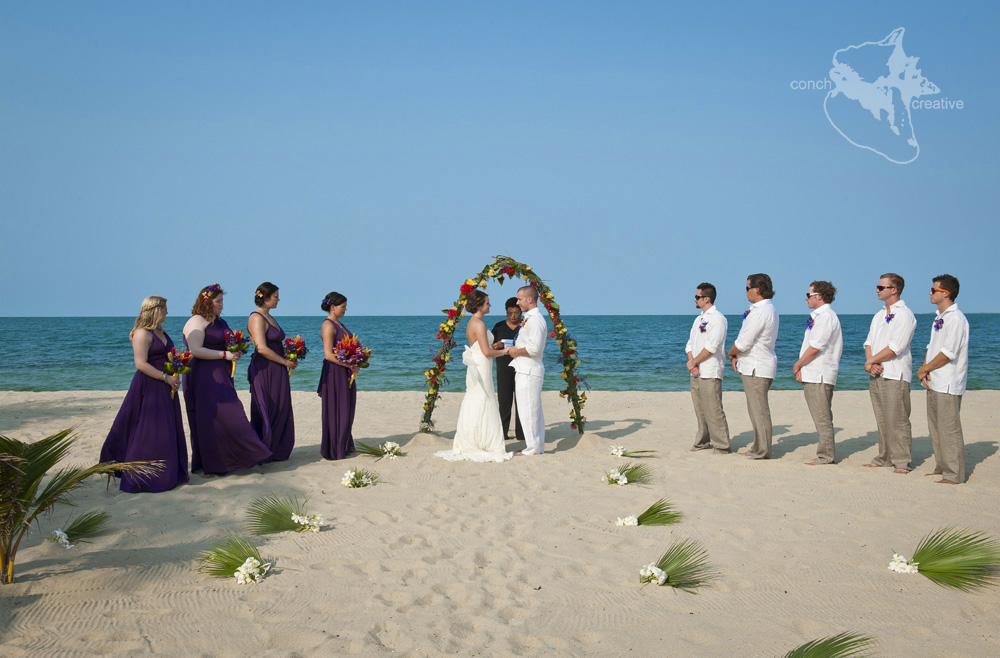 photographer belize weddings