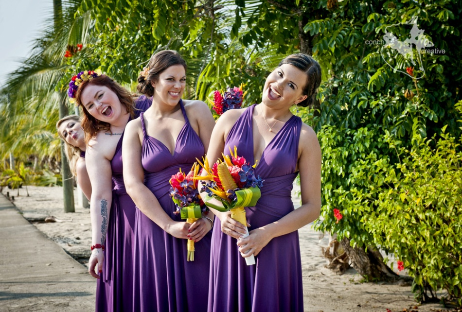 Wedding in Belize - Photographer Belize