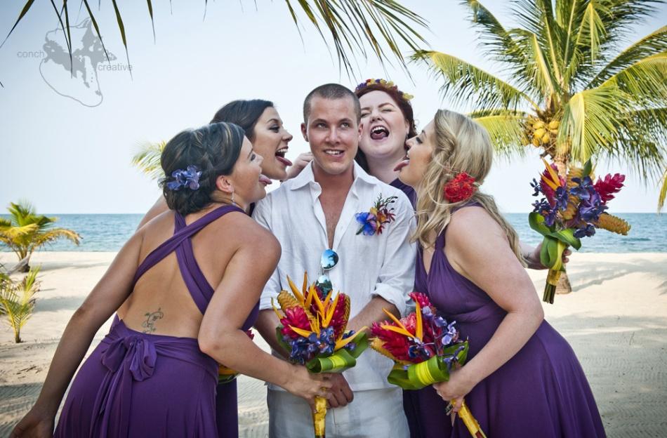 Wedding Photography Belize