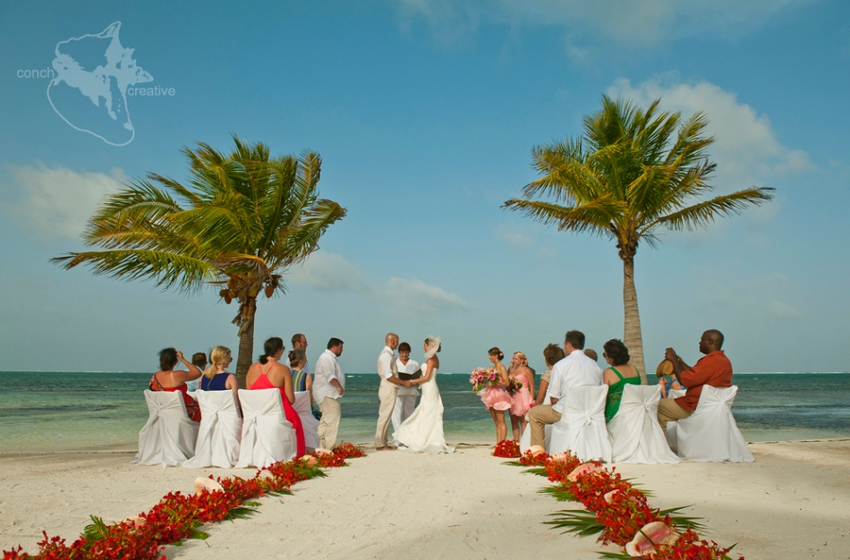 Destination Wedding Photography in Belize