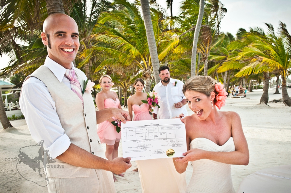 Wedding Photographers in Belize