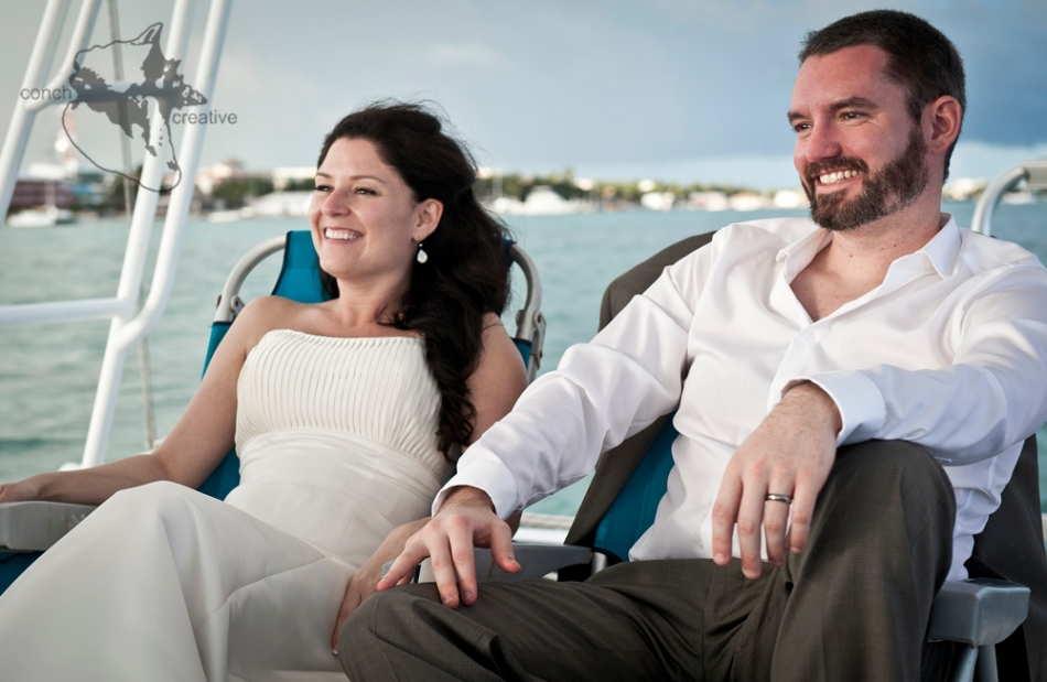 Belize Wedding - Conch Creative Photography