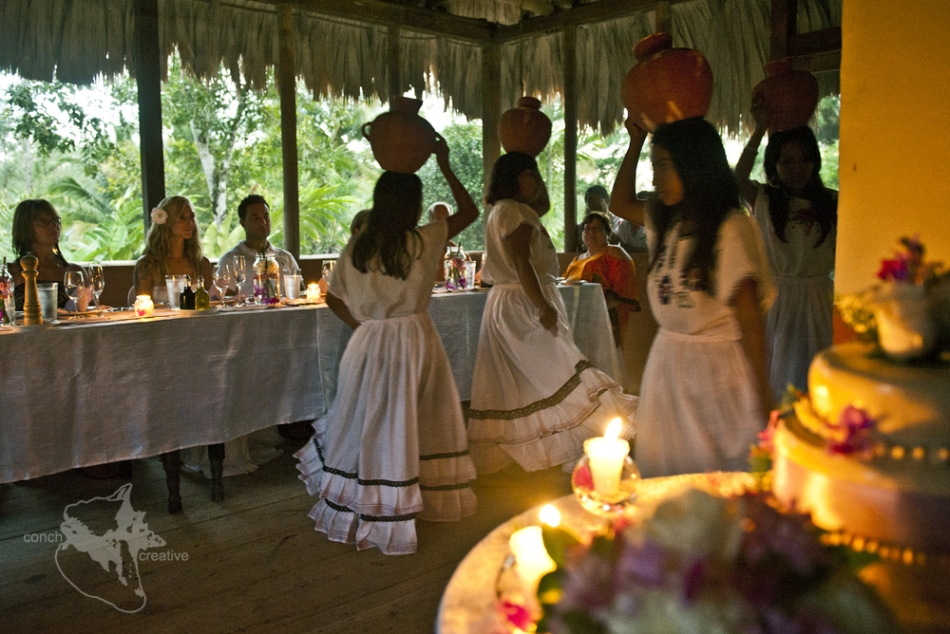 Belize Maya Wedding - Photography