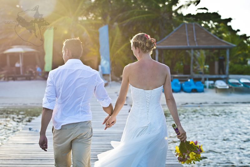 Belize Destination Wedding - Photography in Belize