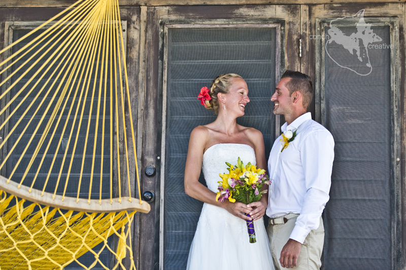 Belize Wedding Photographer - Conch Creative Photography