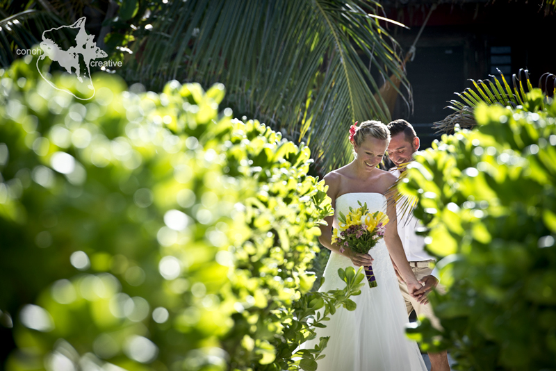 Belize Wedding Photographers Conch Creative
