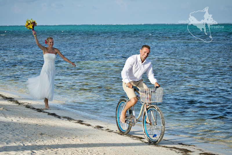 Belize Wedding Photography Conch Creative
