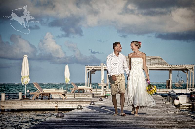 Destination Belize Wedding Photography - Mata Chica