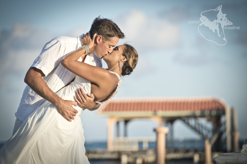 Wedding Photography Belize - Beach Wedding
