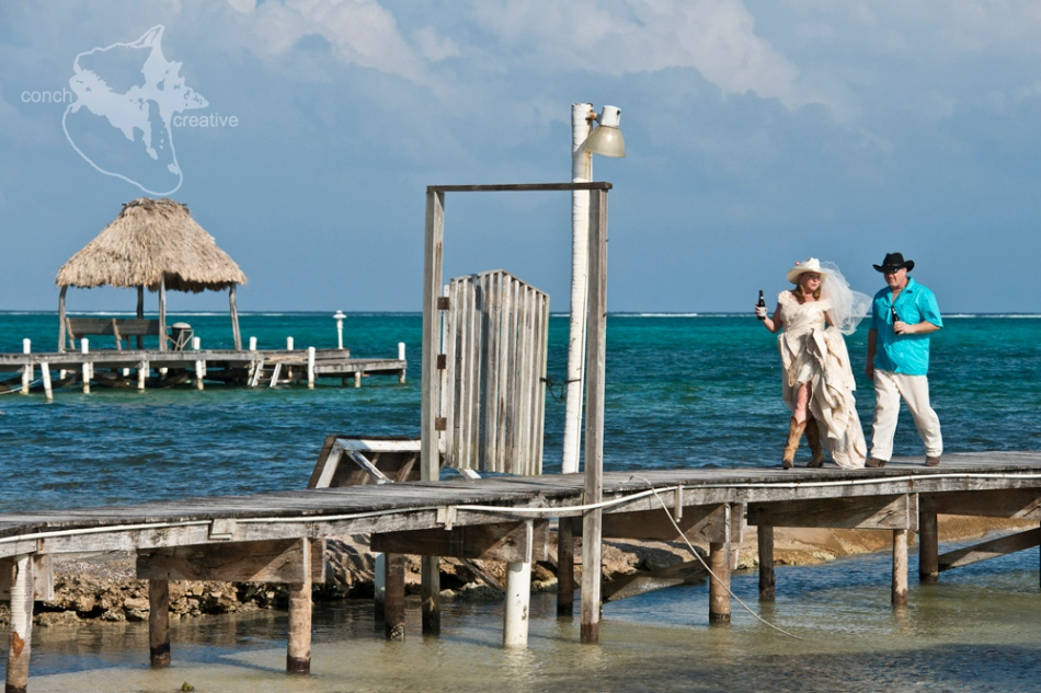 Belize Wedding Photographer - Belize Beach Weddings