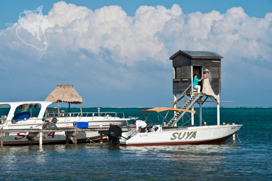 Wedding Belize - Photographer