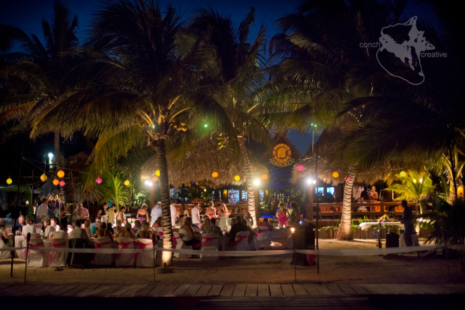 Belize Destination Wedding Photography