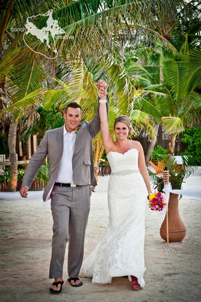Destination Wedding Belize - Wedding Photographer Belize