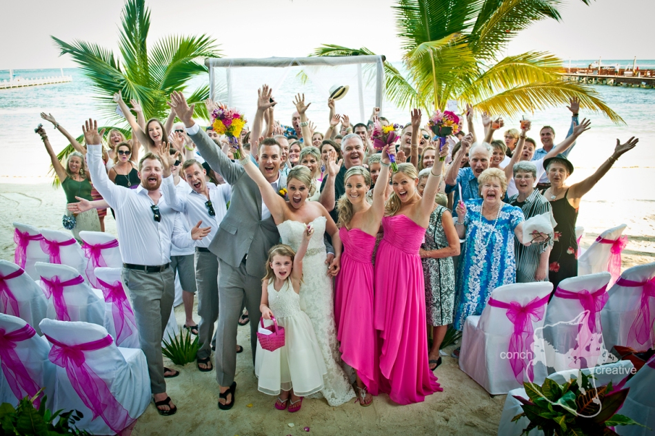 Wedding in Belize - Destination Wedding Photographer