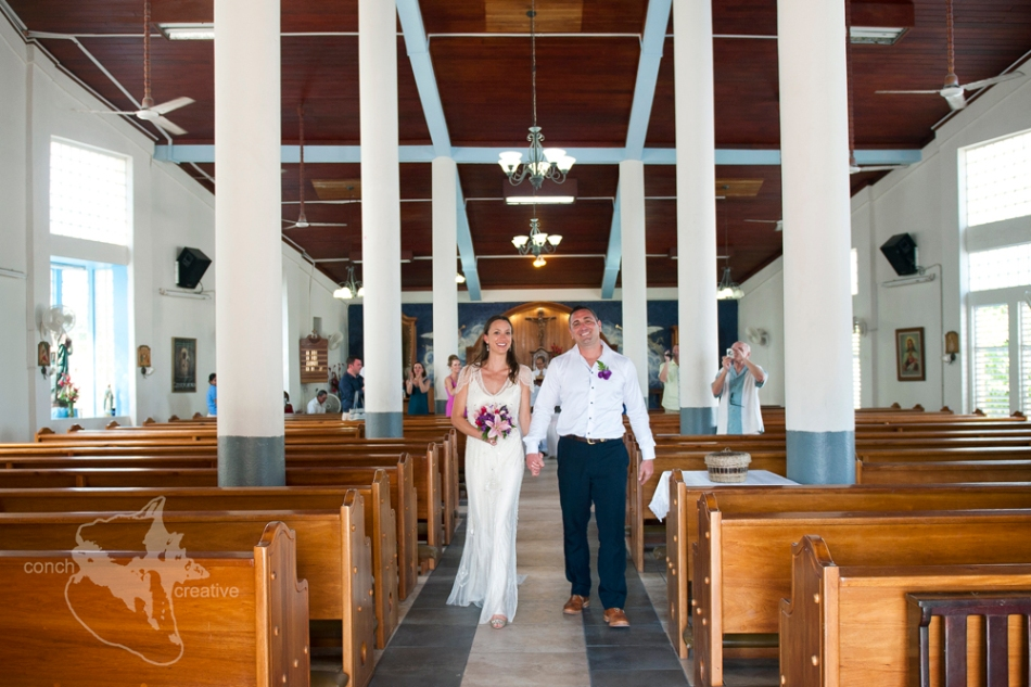 Belize Wedding - Ambergris Caye wedding photographer