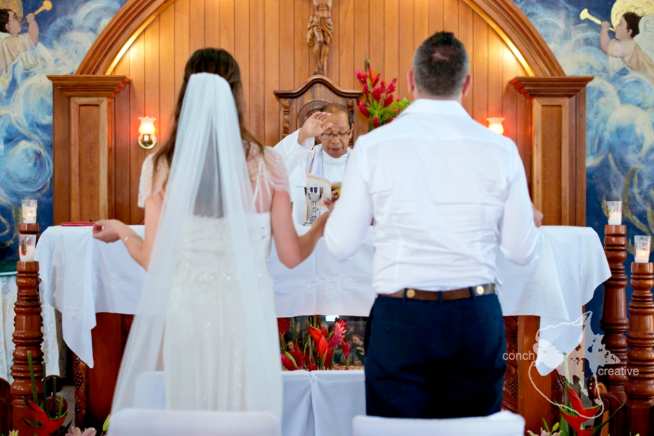 Belize Wedding - Photographer in Belize