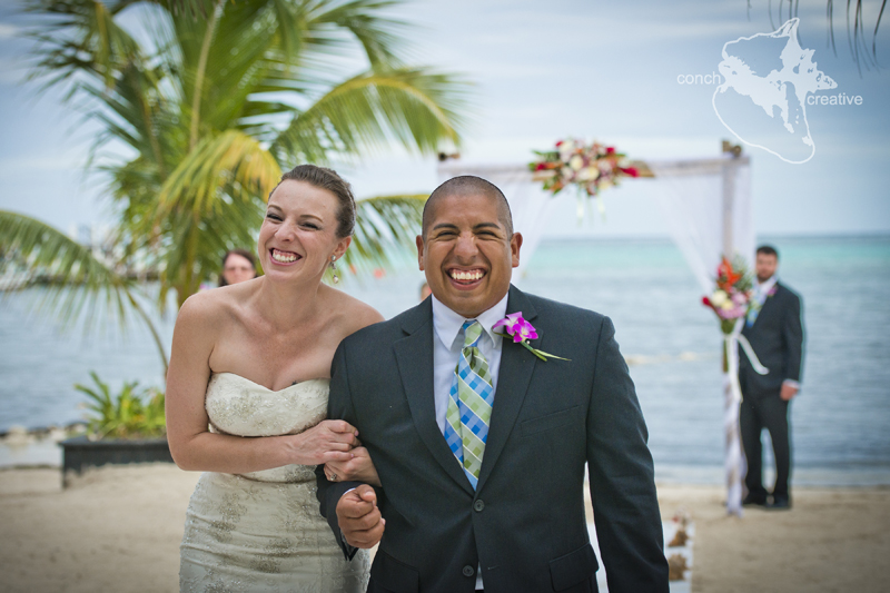 Destination Wedding Belize