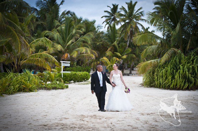 Photographer in Belize wedding - Belize Photographer