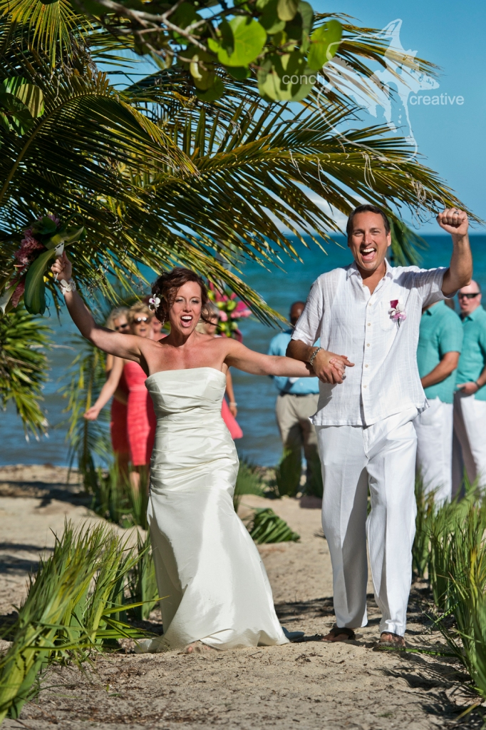 Belize Wedding Photographer - Belize Beach Wedding