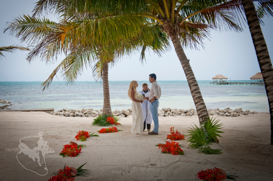Wedding Belize Photography