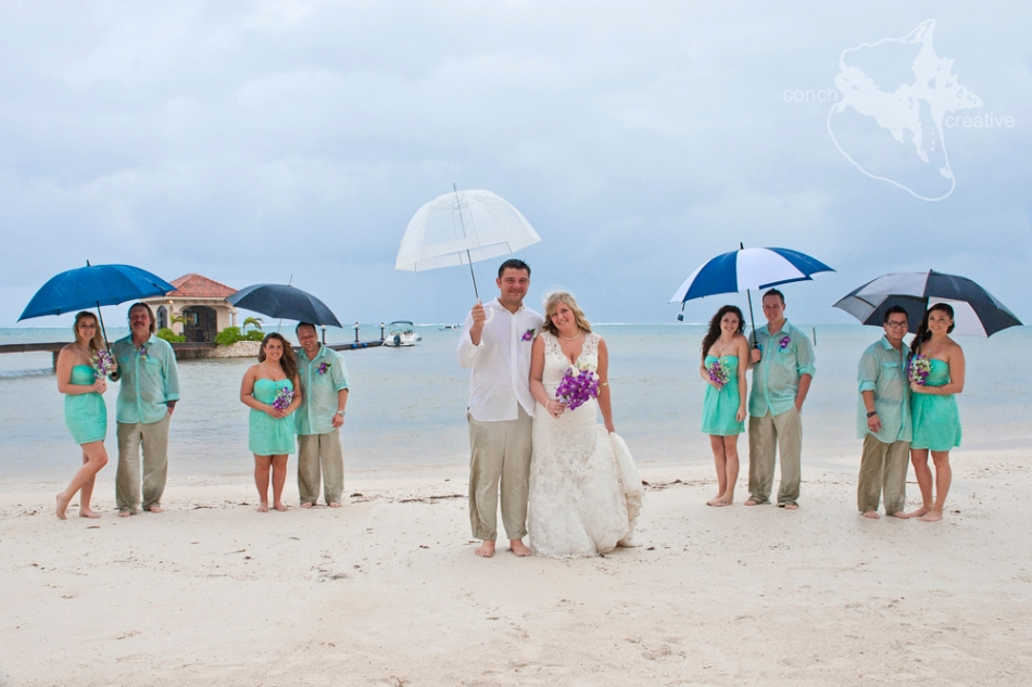 Belize Wedding Photographer - 2
